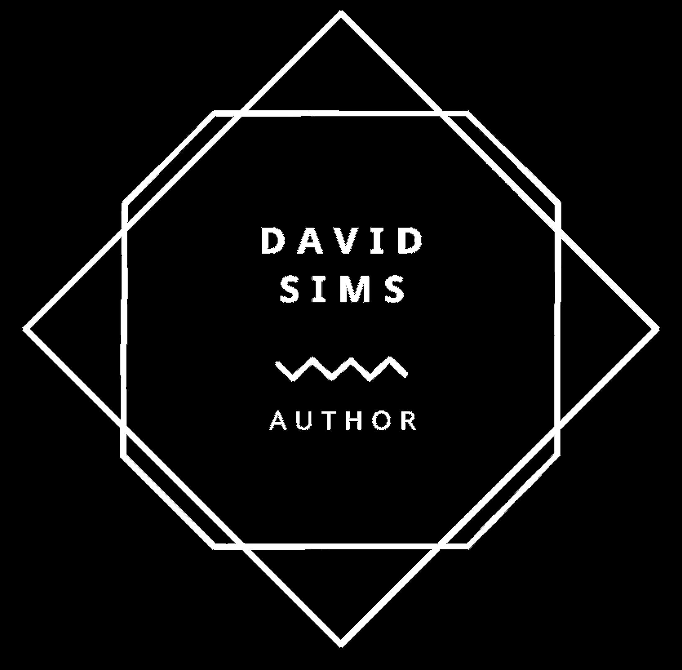 David Sims – Author - Site Logo